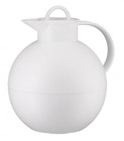 0115012094 Термос-графин Alfi Kugel white frosted 1,0 L