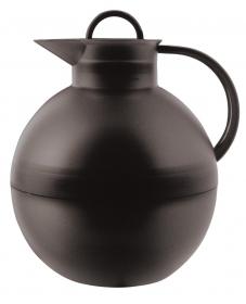 0115020094 Термос-графин Alfi Kugel black 1,0 L