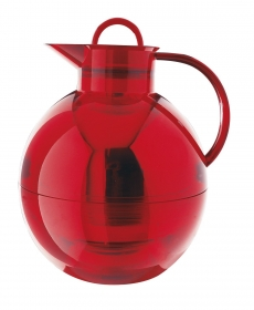 0175033094 Термос-графин Alfi Shiny lava red 1,0 L