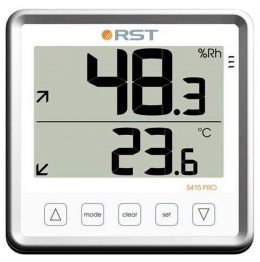Термогигрометр с большим дисплеем PRO RST02415