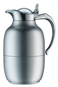 0520270100 Термос-графин Alfi Helena Alu satin silver 1,0 L