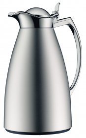 0670271100 Термос-графин Alfi Royal satin silver 1,0 L