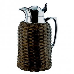0696111100 Термос-графин Alfi Opal wicker 1,0 L