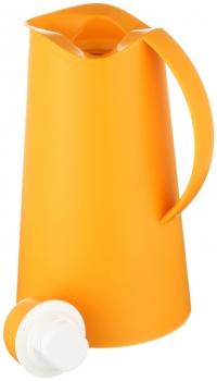 0875106100 Термос-графин Alfi La Ola orange 1,0 L