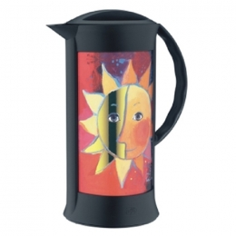 1005401100 Термос-графин Alfi Art Wachtmeister Sunrise 1,0 L