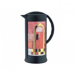 1005402100 Термос-графин Alfi Art Wachtmeister Porta rossa 1,0 L