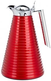 1560247100 Термос-графин Alfi Achat velvet burgundy 1,0 L