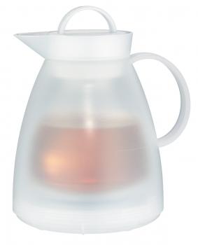 1935011100 Термос-графин Alfi Dan Tea white 1,0 L
