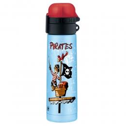 5327643050 Термос-бутылочка Alfi Pirates blue 0,5L
