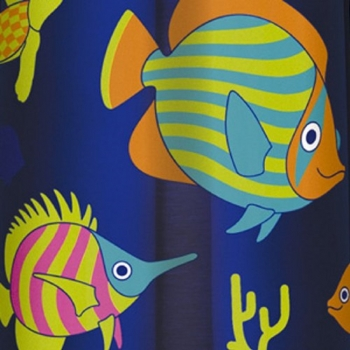 5327666035 Термос-бутылочка Alfi Happy Fish 0,35 L