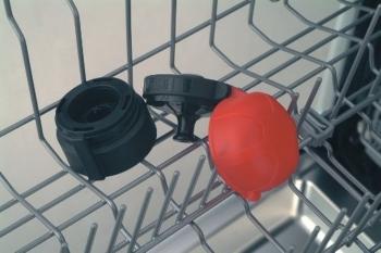 5327637050 Термос-бутылочка Alfi Pure red 0,5L