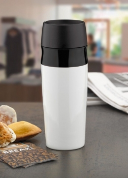 5627211035 Термокружка Alfi travelMug white 0,35 L