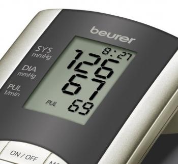 Тонометр с адаптером Beurer BM20 автоматический