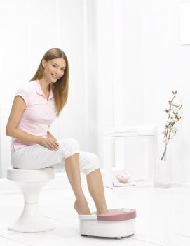 Гидромассажная ванночка для ног Beurer FB 20 35х38см