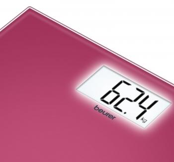 Весы Beurer GS208 (berry)