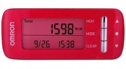 Монитор активности OMRON HJA-306-EPK (розовый)