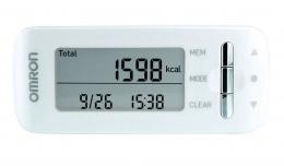 Монитор активности OMRON HJA-306-EW (белый)