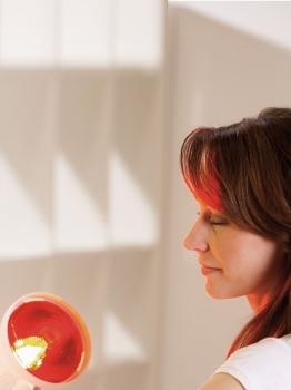 Инфракрасная лампа Sanitas SIL06 100Вт