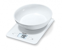 Весы кухонные Beurer KS29white