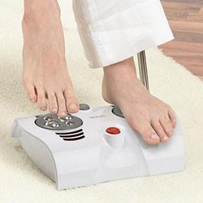Массажер для ног Sanitas SFM33white